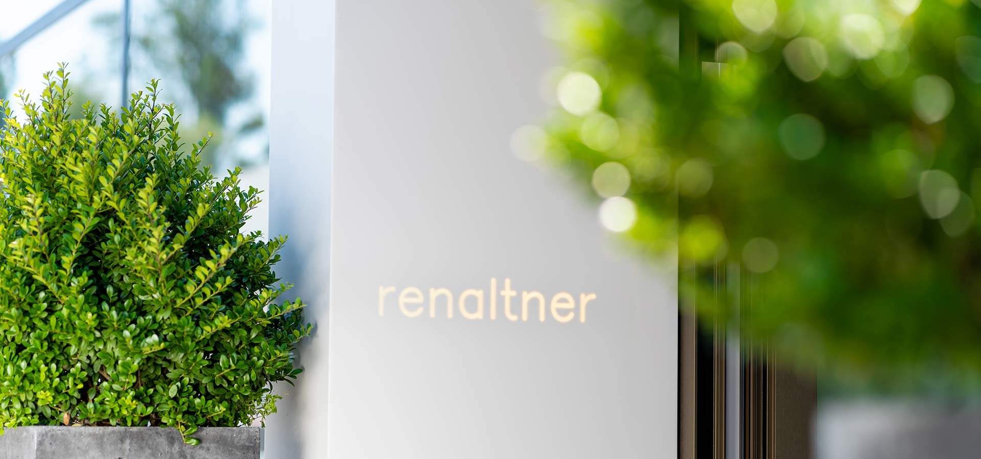 Showroom Renaltner Wintergärten